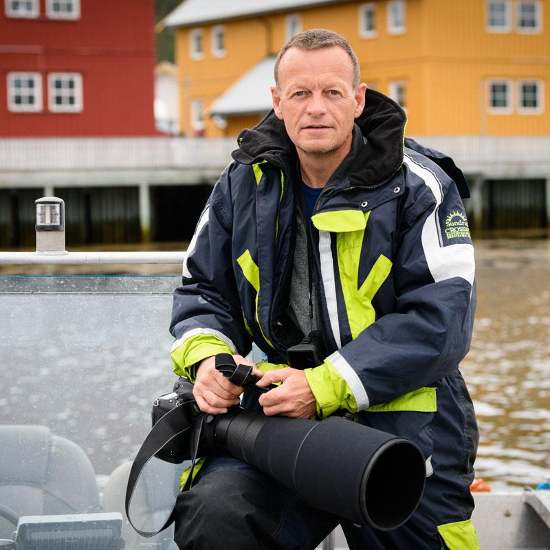 Bjørn H Stuedal